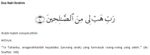 doa nabi ibrahim