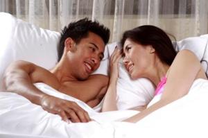 waktu hubungan intim