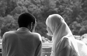 berhubungan sesuai ajaran islam
