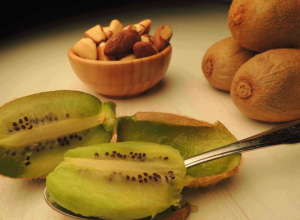 kiwi dn almond