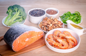 makanan omega3